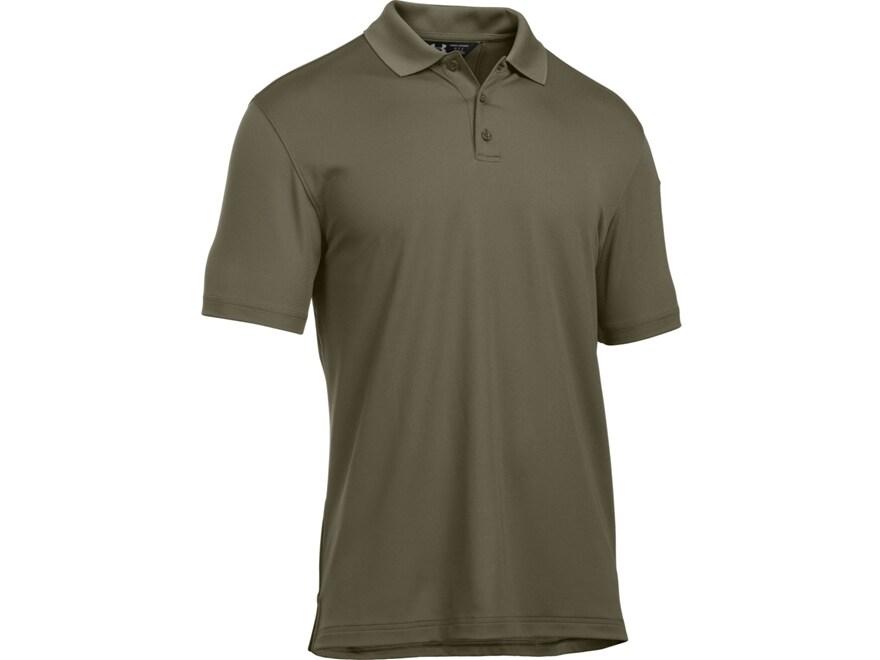 Under Armour Men's UA Tac Performance Polo Short Sleeve Polyester