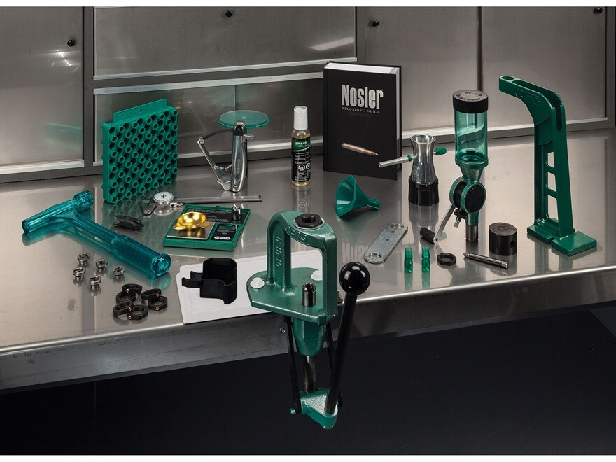 RCBS Reloader Special-5 Explorer Plus Single Stage Press Kit