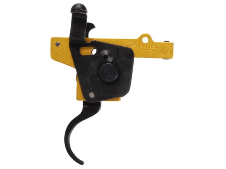 Timney Featherweight Deluxe Rifle Trigger Mauser 91, 92, 93, 94 with Safety 1-1/2 to 4 ...