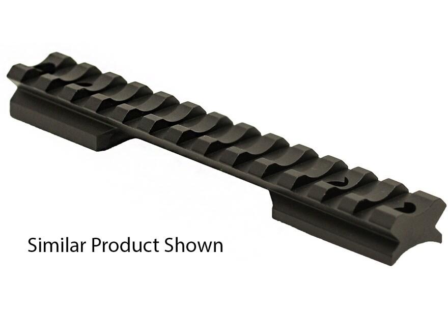 Nightforce Standard Duty 1-Piece 20 MOA Picatinny-Style Scope Base Ruger American Matte