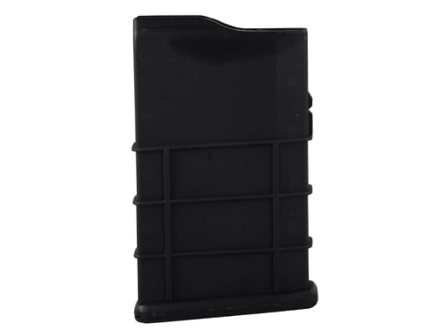 Legacy Sports Detachable Magazine for Remington 700 and Howa 1500 Polymer Black