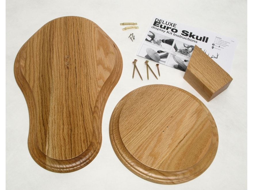 Walnut Hollow Country Deluxe Euro Skull Deer Mounting Kit