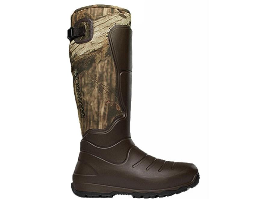 "LaCrosse 3.5mm Aerohead 18"" Waterproof Hunting Boots Polyurethane Clad Neoprene Mossy O..."
