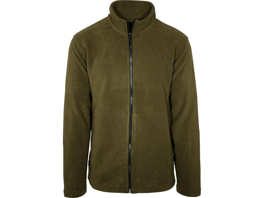 MidwayUSA Men's Silverthorne Fleece Jacket Olive Drab 2XL