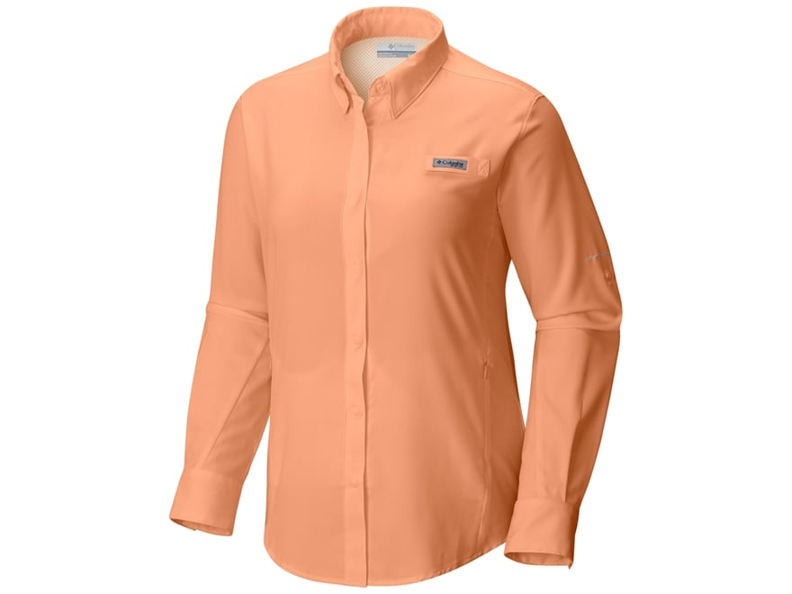 Columbia Women's Tamiami II Shirt Long Sleeve Polyester