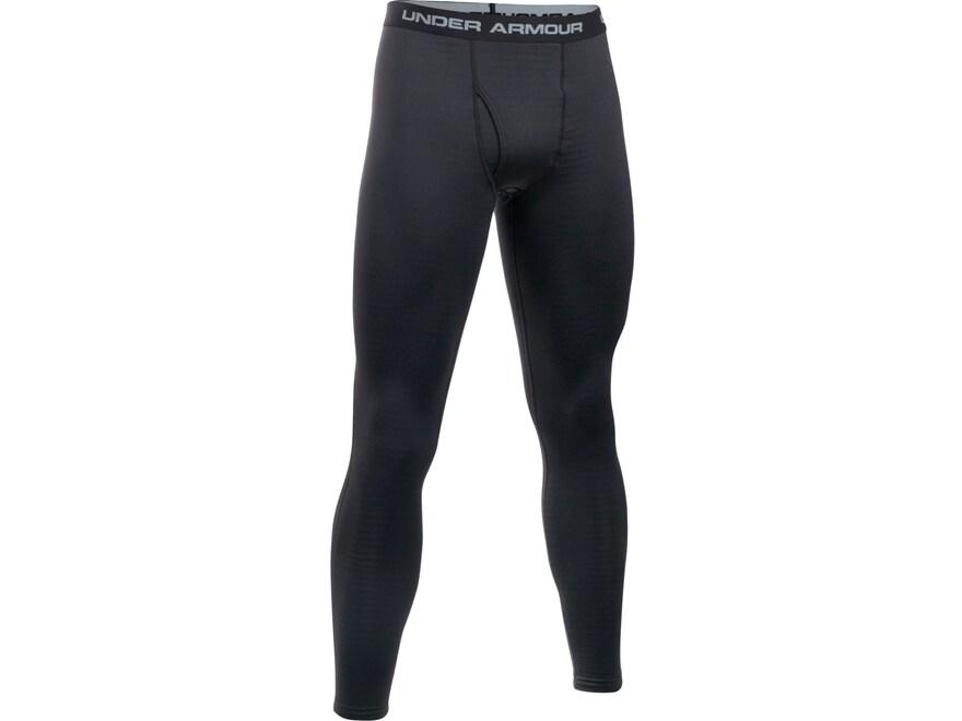 Under Armour Men's UA Base 3.0 Base Layer Pants Polyester Black