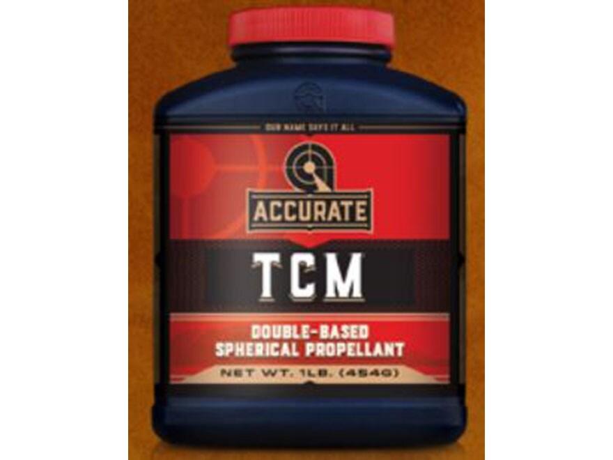 Accurate TCM Smokeless Powder