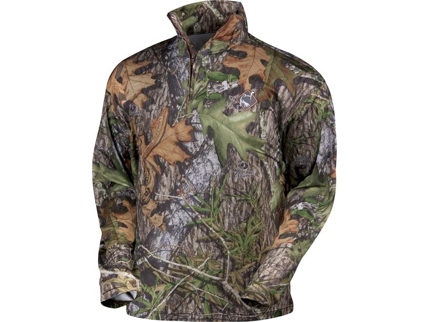 Ol' Tom Performance 1/4 Zip Shirt Long Sleeve Polyester