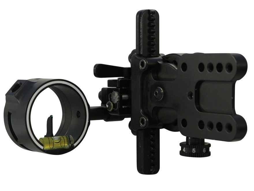 """Spot-Hogg Wrapped Tommy Hogg 1-Pin Bow Sight .019"""" Diameter Pins Small Guard Right Hand..."""