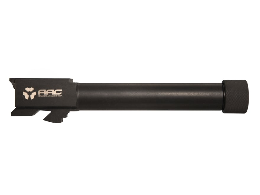 "Advanced Armament Co (AAC) Barrel Glock 21 45 ACP 5.12"" Stainless Steel Black Isonite ...."