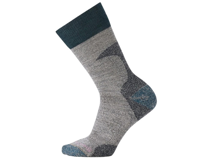 Smartwool Women's PhD Hunt Light Crew Socks Merino Wool/Nylon