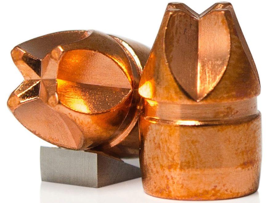 Lehigh Defense Xtreme Defense Bullets 44 Caliber (429 Diameter) 160 Grain Solid Copper ...