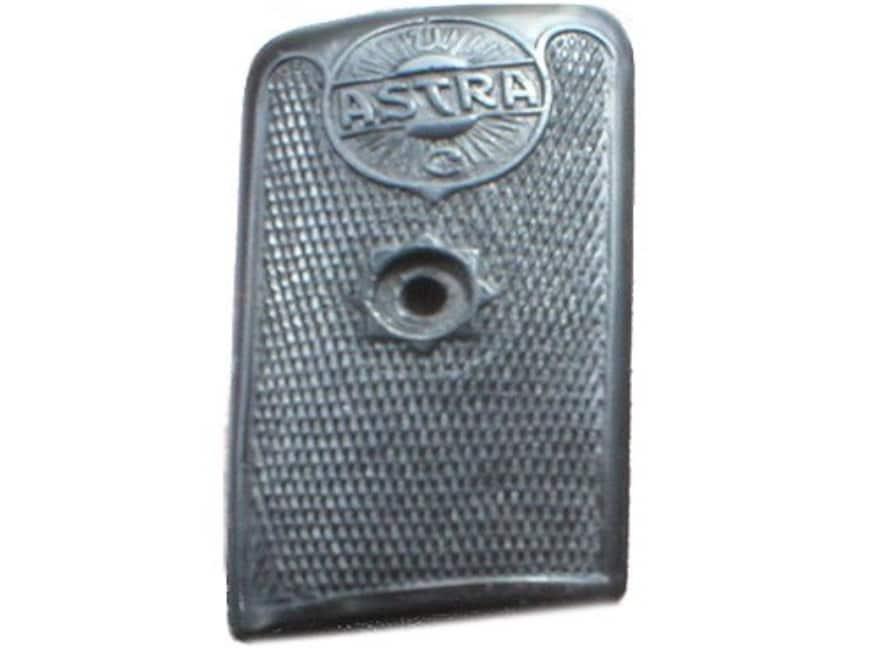 Vintage Gun Grips Astra 200 25 ACP Polymer Black