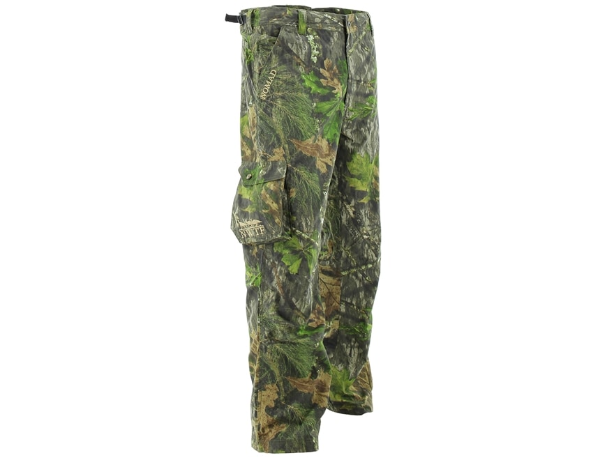 Nomad Men's NWTF Turkey Hunting Pants Polyester