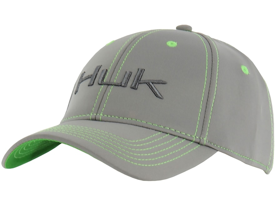 Huk Deluxe Stretch Fit Tech Cap Polyester