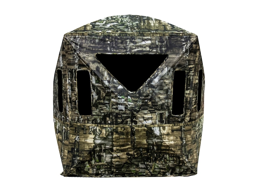 "Primos Double Bull Surroundview 180 Ground Blind 64"" x 64"" x 65"" Polyester Truth Camo"