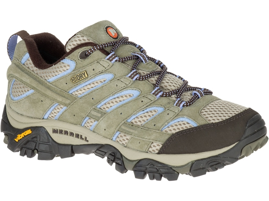 "Merrell Moab 2 4"" Hiking Shoes Leather/Nylon Women's"