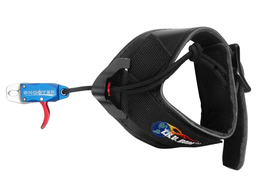 T.R.U. Ball Shooter Buckle Wrist Strap Bow Release