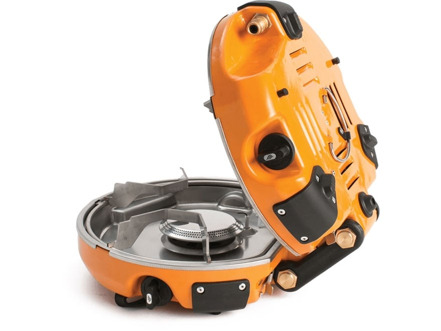 Jetboil Genesis 2-Burner Camp Stove Orange