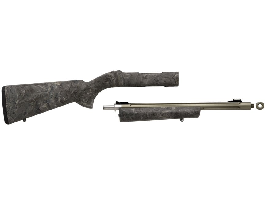 "Tactical Solutions Bull Barrel and Stock Combo Kit Ruger 10/22 Takedown 16.5"" Threaded ..."