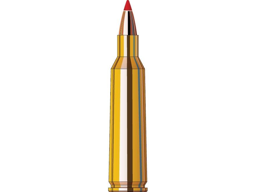 Hornady Varmint Express Ammunition 22-250 Remington 50 Grain V-MAX Box of 20