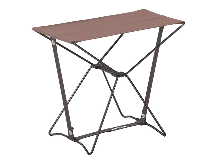 Coleman Event Camp Stool Polyester and Steel Tan