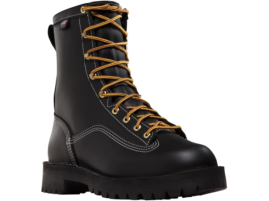 "Danner Super Rain Forest 8"" Waterproof GORE-TEX Non-Metallic Safety Toe Work Boots Full..."