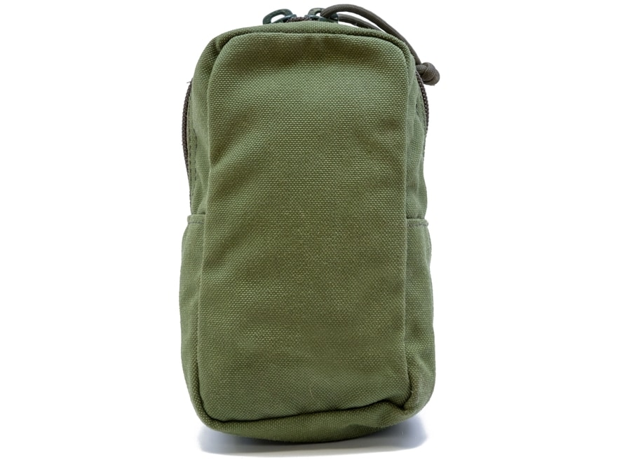 Military Surplus MOLLE II Zippered Utility Pouch