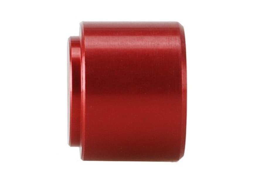 Dave's Metal Works Magazine Follower 12 Gauge Aluminum Red