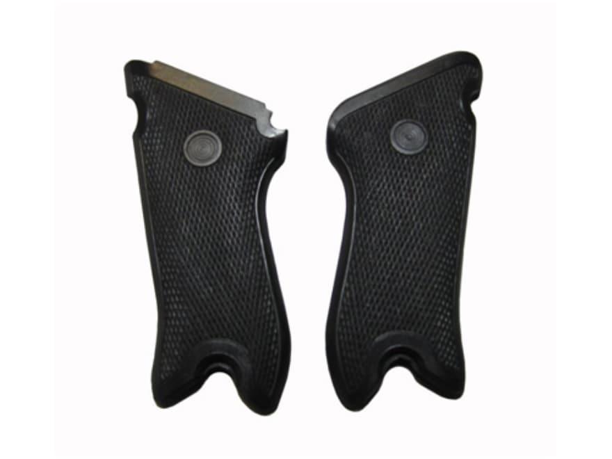 Vintage Gun Grips Luger Vopo Polymer Black