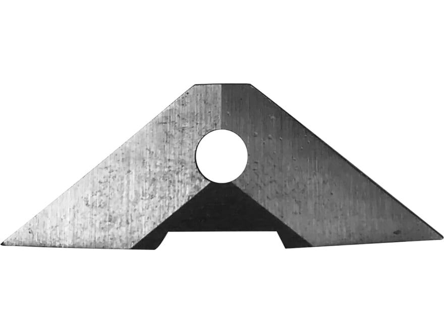 Trophy Taker A-TAC Fixed Blade Broadhead Replacement Blades Stainless Steel Pack of 2