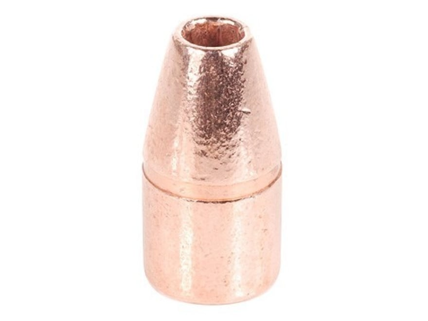 Barnes TAC-XP Bullets 38 Special (357 Diameter) 110 Grain Hollow Point Lead-Free Box of 40