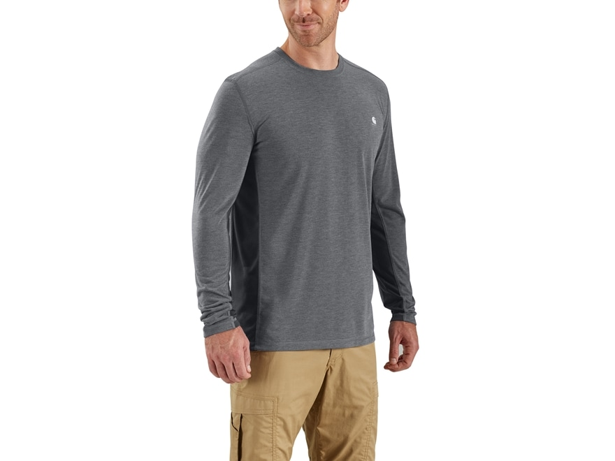 Carhartt Men's Force Extremes T-Shirt Long Sleeve Polyester