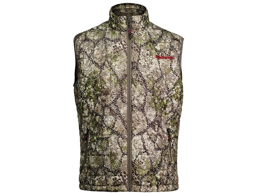 Badlands Men's High Uintas Insulated Vest Polyester and Primaloft Approach Camo