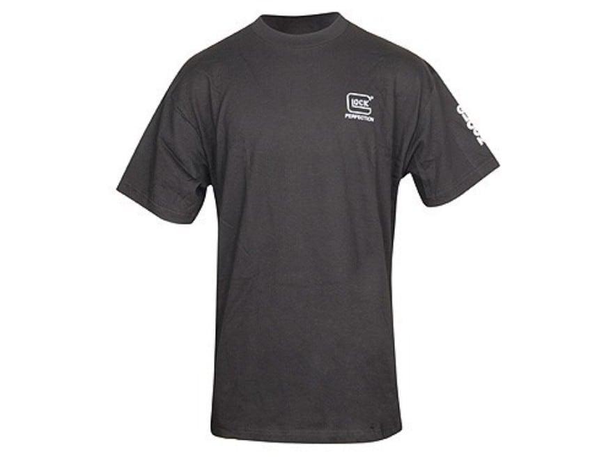 Glock Men's Perfection T-Shirt Short Sleeve Cotton