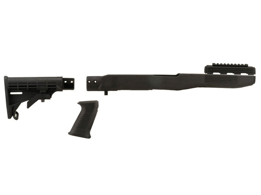 TAPCO Intrafuse T6 Adjustable Rifle Stock SKS Synthetic