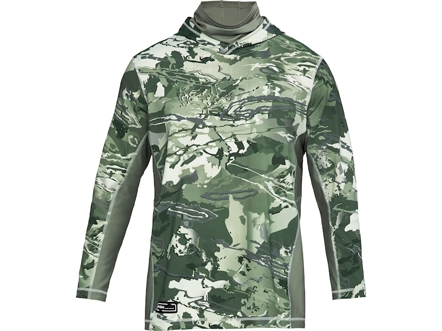 Under Armour Men's UA CoolSwitch Thermocline Hoodie Nylon