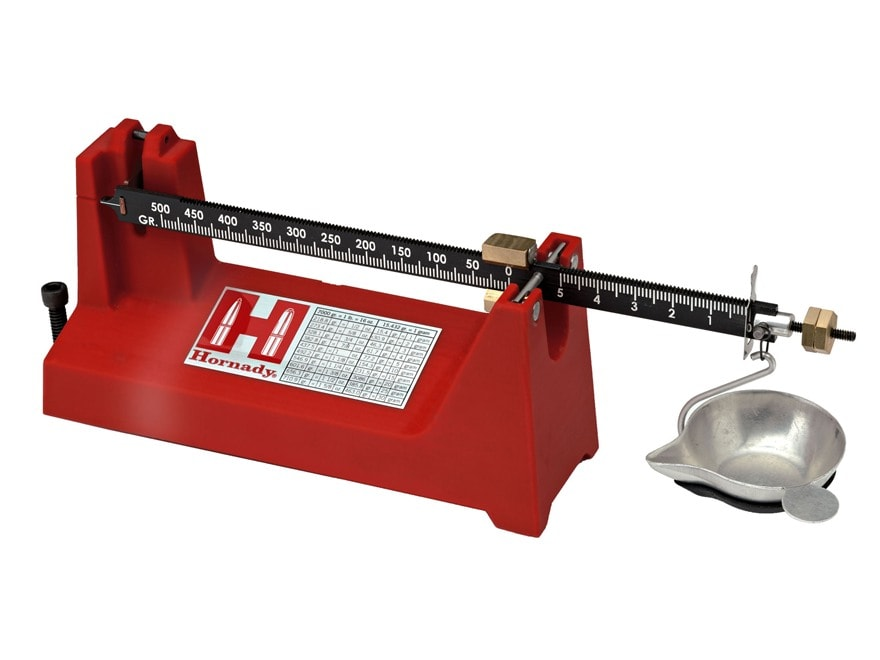Hornady Balance Beam Powder Scale