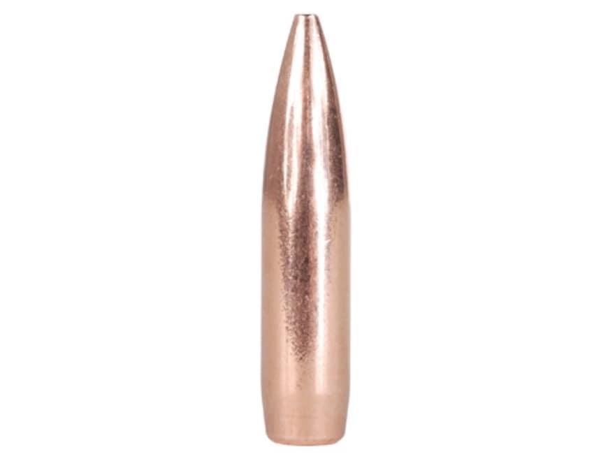 Barnes Match Burner Bullets 22 Caliber (224 Diameter) 85 Grain Boat Tail Box of 100