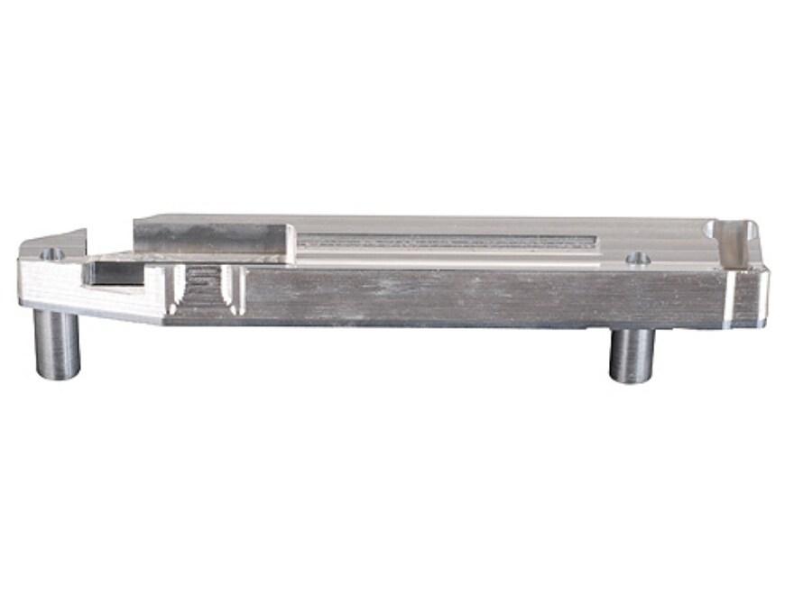 Whidden Gunworks Remington 700 Stock Glass Bedding Block Short Action Single Shot Aluminum