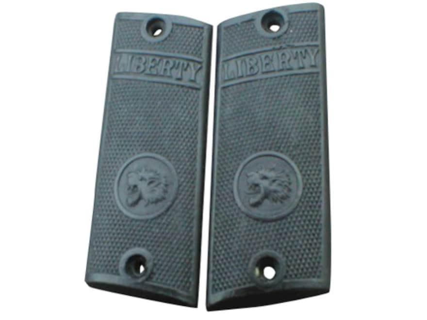 Vintage Gun Grips Liberty Long Grip Spanish 25 ACP Polymer Black