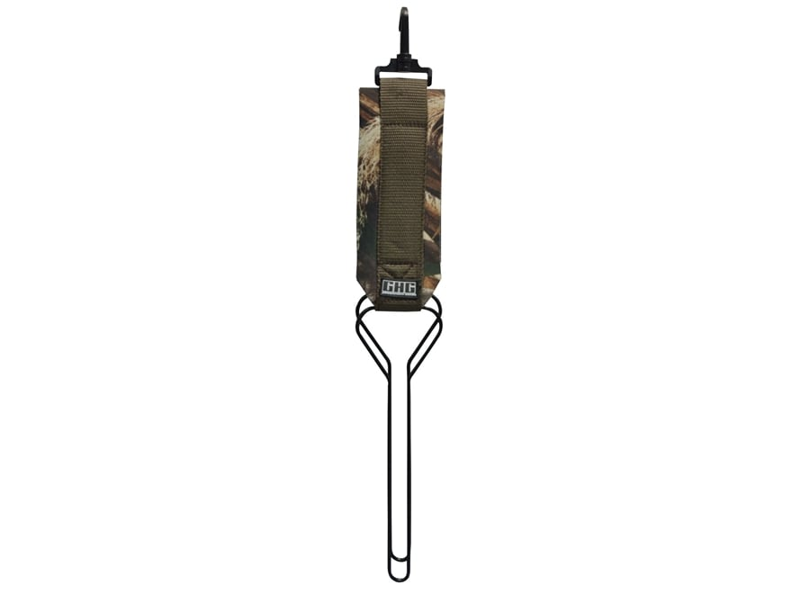 GHG Small Game Carrier Neoprene Realtree Max-5 Camo