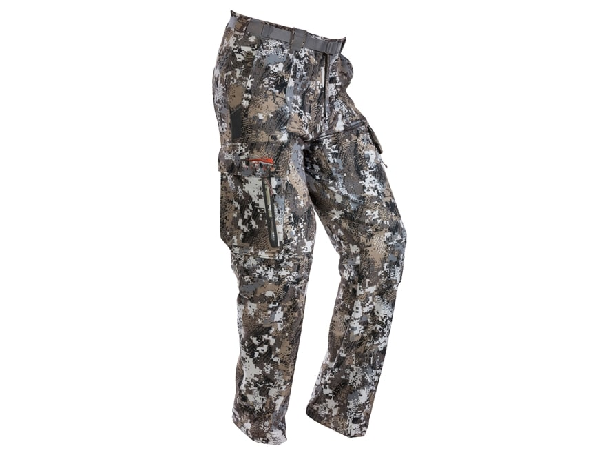 Sitka Gear Men's Equinox Pants Polyester Gore Optifade Elevated II Camo
