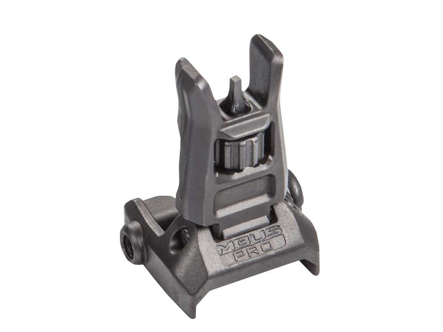 Magpul Flip Up Front Sight MBUS Pro AR-15 Steel Black