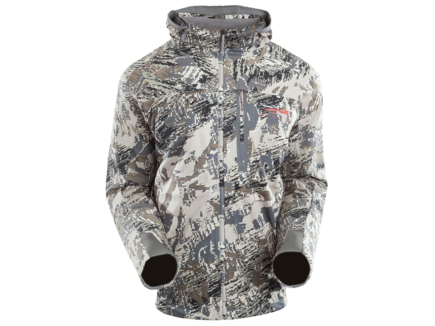 Sitka Gear Men's Timberline Insulated Jacket Polyester Gore Optifade Open Country Camo
