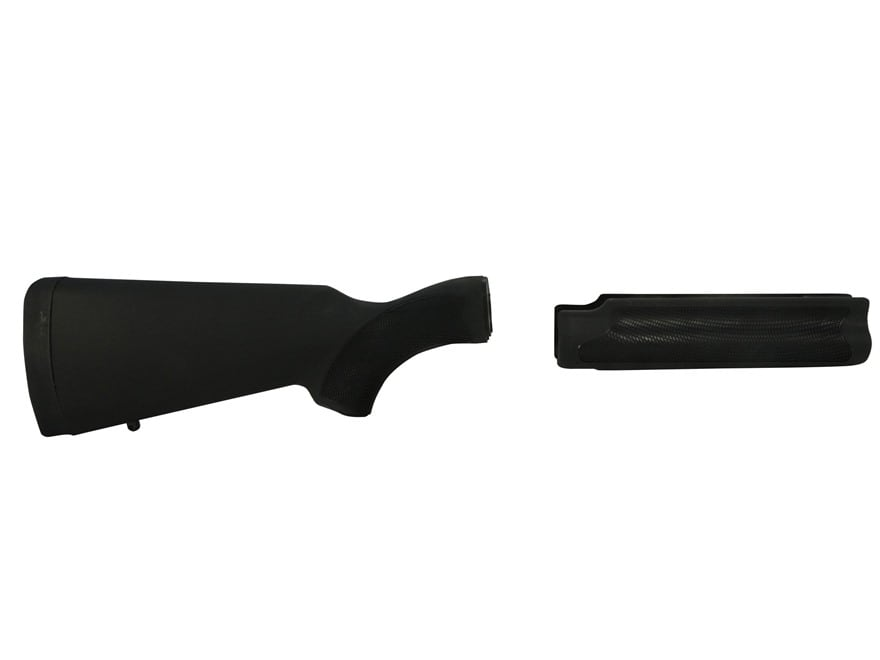 Champion Rifle Stock and Forend Remington 760, 7600 Synthetic Black