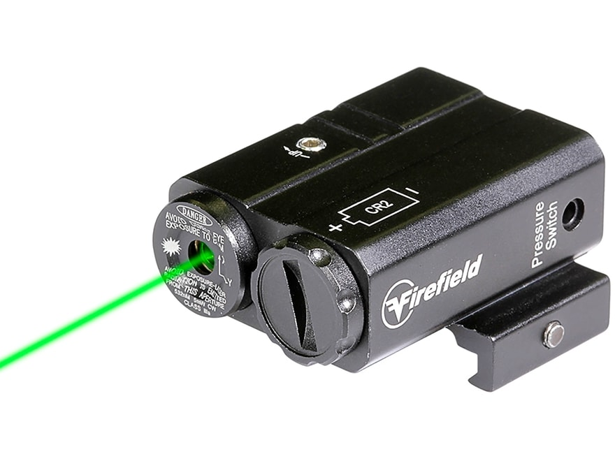 Firefield Charge AR Laser Sight with Weaver-Style Mount Matte
