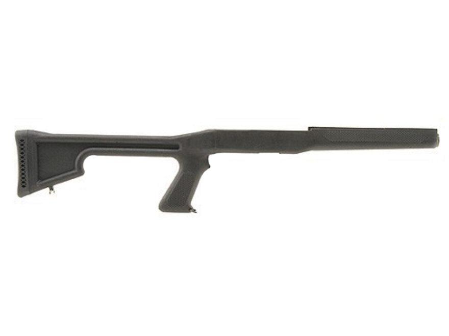 Choate Pistol Grip Rifle Stock Ruger Mini-14, Mini-30 Synthetic Black