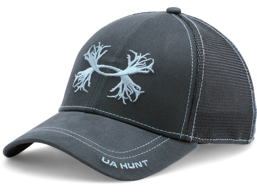1ab436cecf0 ... low price under armour ua antler mesh cap polyester stealth gray 3d6fb  2038f