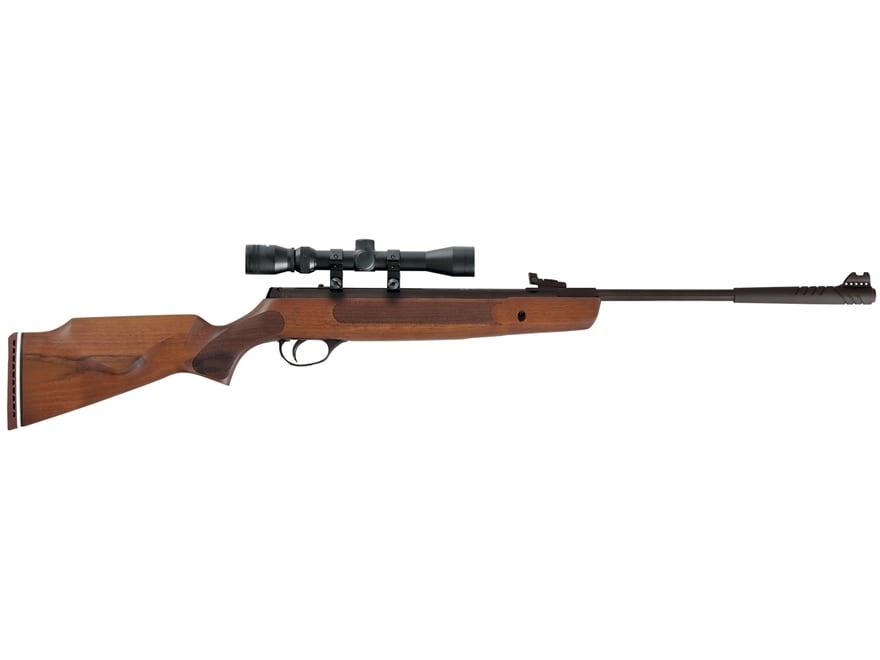 Hatsan Model 1000x Break Barrel Air Rifle Pellet Black Barrel with 3-9x32 Optima Scope ...